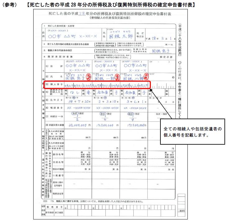 所得税準確定申告(平成28年分)-3