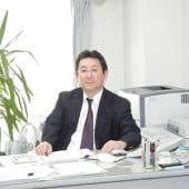 本田真朗税理士 お写真