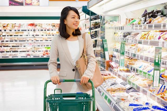 飲食料品 スーパー