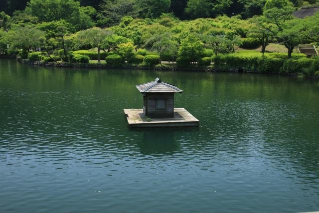 東京 町田 薬師池