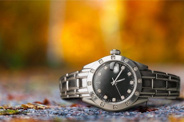 時計 贈与