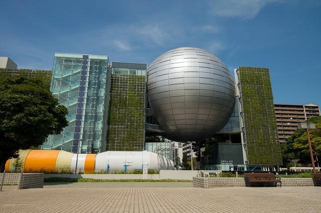 名古屋市中区 栄 名古屋市科学博物館