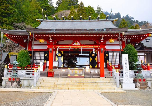 神奈川県 伊勢原市 大山阿夫利神社