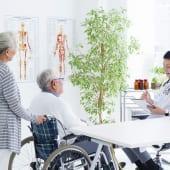 高齢者 老人 医療 病院