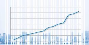 地価 上昇 グラフ