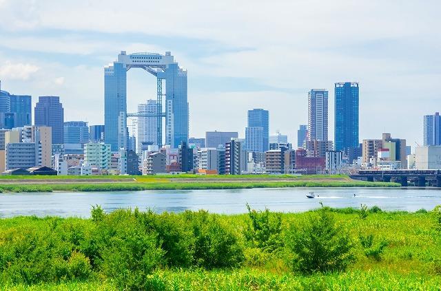 大阪 淀川